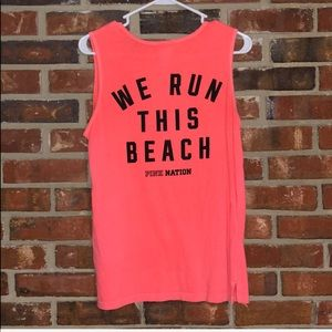 ☀️ WE RUN THIS BEACH VS PINK TANK
